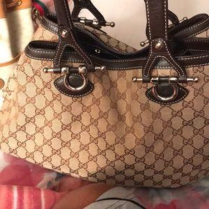 Big Gucci bag